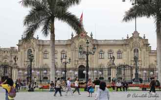 Plaza de las Armas, Lima, Peru