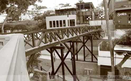 Bridge of Sighs, Baranco, Lima