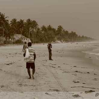 Fisherman, Cote d'Ivoire
