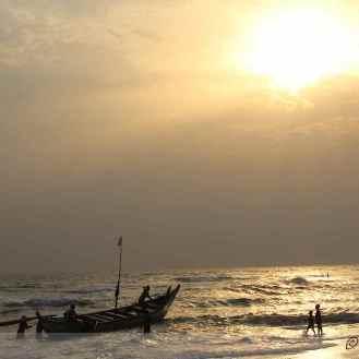 Fishermen, Cote d'Ivoire