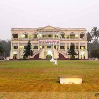 Palais du Gouverneur, Bingerville, Cote d'Ivoire